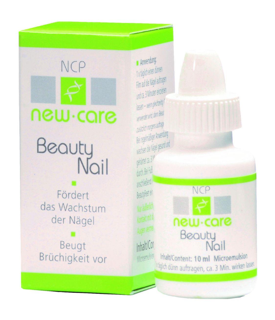 Nagelpilz NewCare BeautyNail die innovative Prophylaxe bei Nagelpilz und Fußpilz