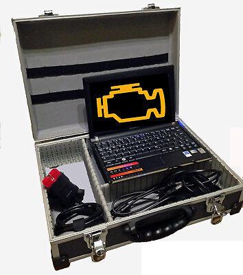 PROFI PKW LKW KFZ Diagnosegerät Auslesegerät Tester Laptop ALLE MARKE VAS BOSCH