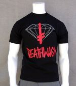 New Diamond Supply Co. x Deathwish Sign Mens Black T Shirt RDAM-190