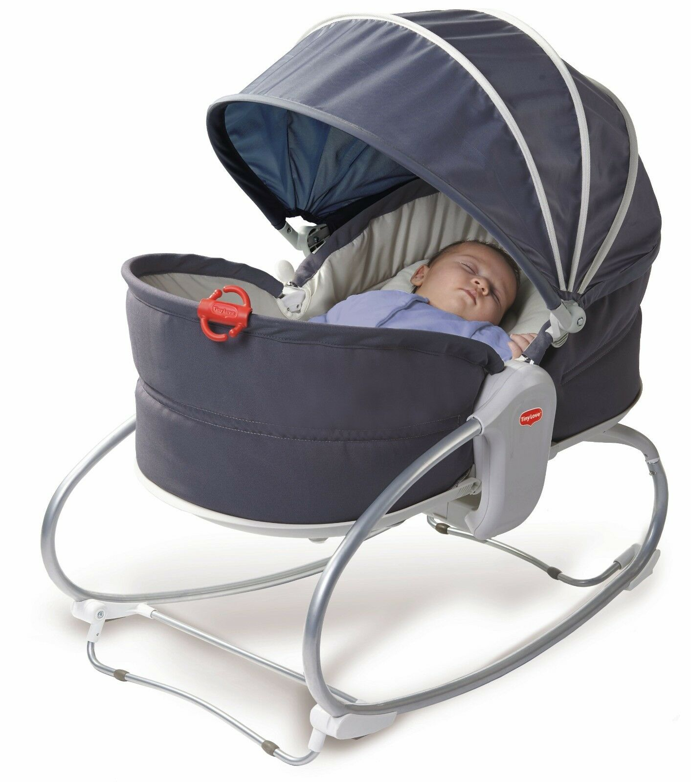 Baby Play Chair Tiny Love Baby Cozy Rocker Napper Seat Travel Bassinet