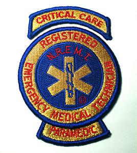 Paramedic Patch  eBay