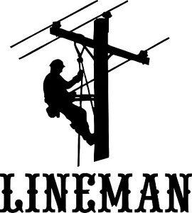 Lineman-Electrician-Power-Woker-Man-Car-Truck-Window