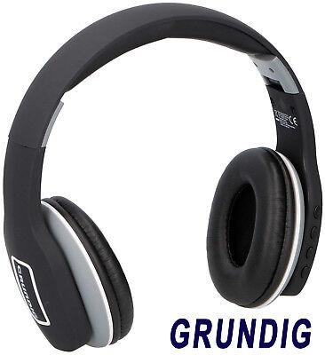 GRUNDIG Bluetooth Stereo Kopfhörer Headphone für MP3 CD TV Heim-Audio & HiFi DJ