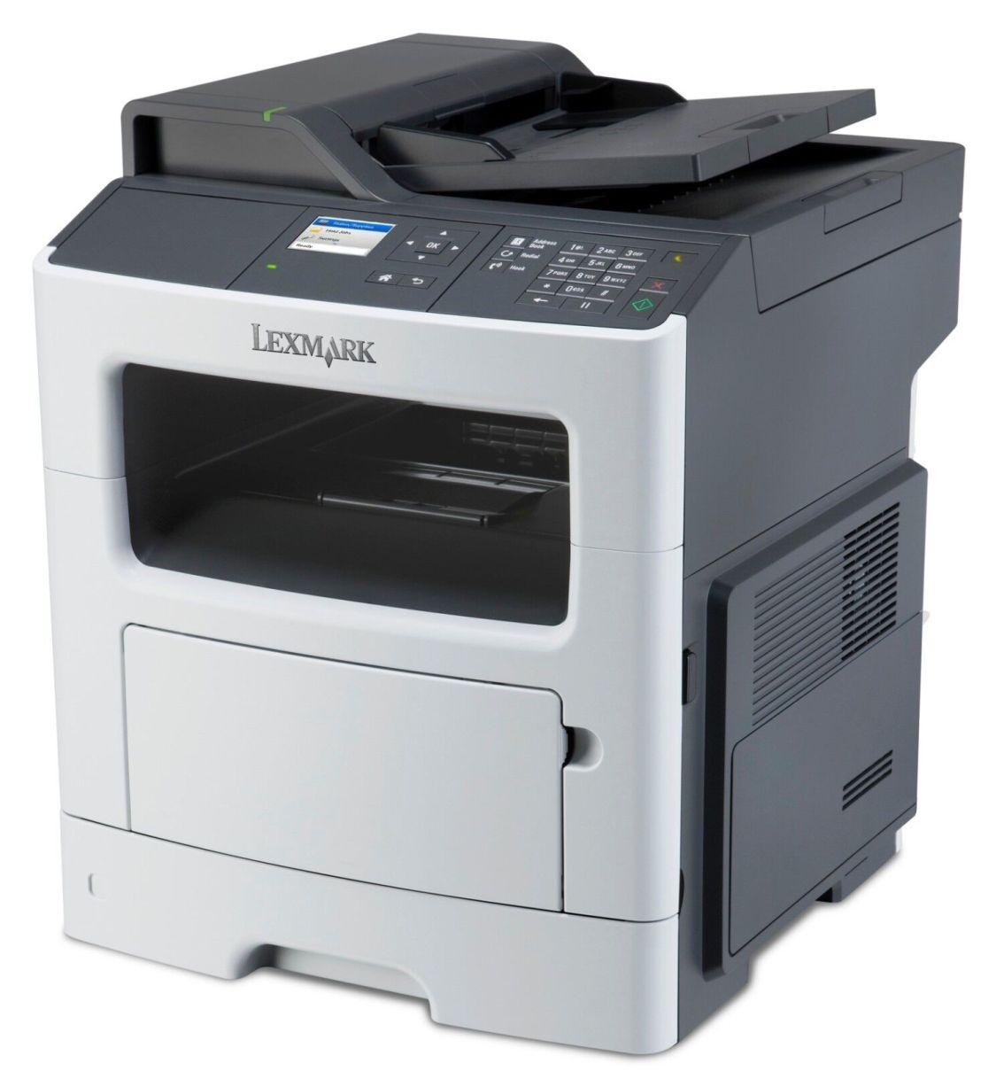 LEXMARK MX317dn Laser-Multifunktionsgerät s/w - A4, 4-in-1, Drucker, Kopierer