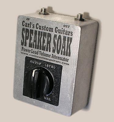 Speaker Soak Power Tube Attenuator for Fender Deluxe Reverb Guitar Amp