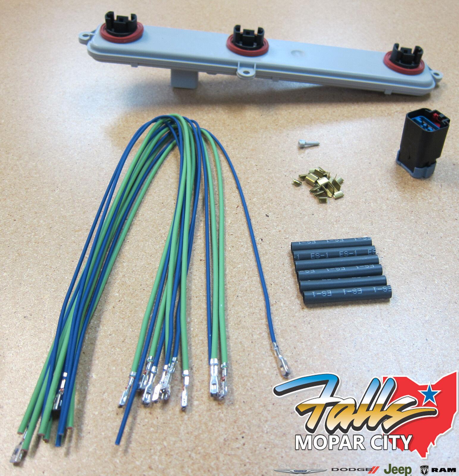 2002 2006 dodge ram 1500 tail light wiring harness socket 2003 dodge ram tail light [ 1543 x 1600 Pixel ]