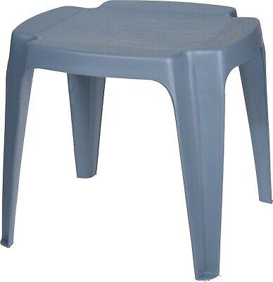 useful plastic garden side table patio