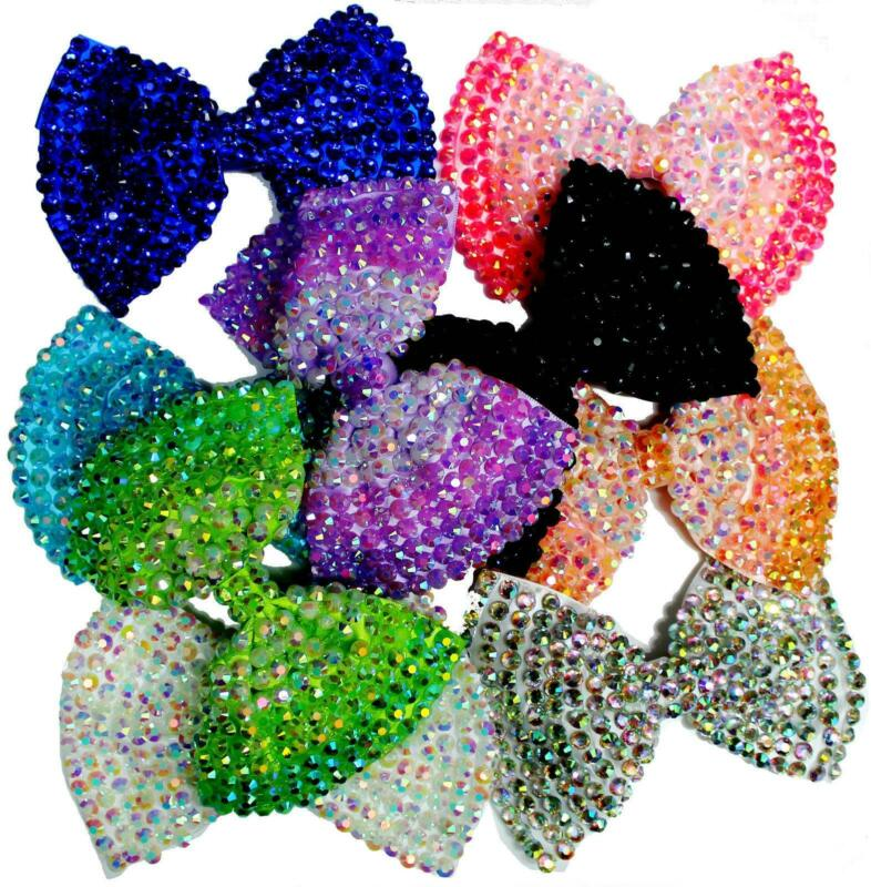 Diamante Hair Clips EBay