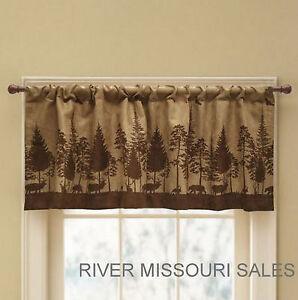 Wildlife Curtains EBay