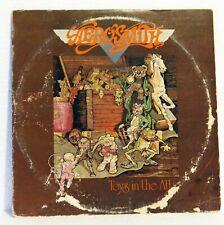 Aerosmith Toys In The Attic 1975 Cbs Records Pc33479