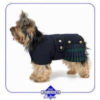 Cosipet Black Watch Kilt Dog Coat - Dog Clothing | eBay
