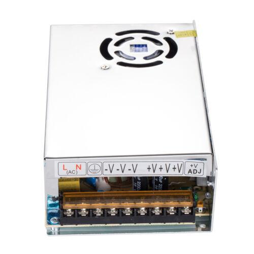Universal Dc 24v To 12v Car Power Supply Converter 240w 20a Free