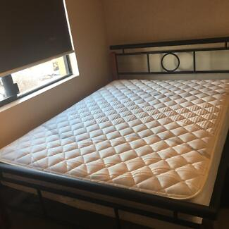 Bed And Mattress For