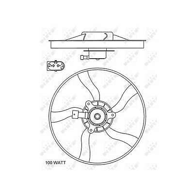 Buy Citroen Xsara-Picasso Fans and Fan Parts For Sale