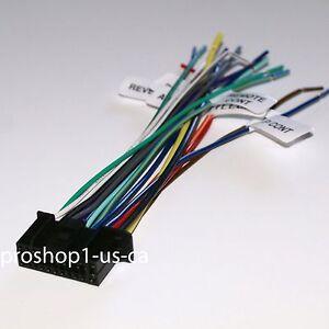 Kenwood DDX 6019 KVT 512 KVT 514 KVT 516 Wire Harness