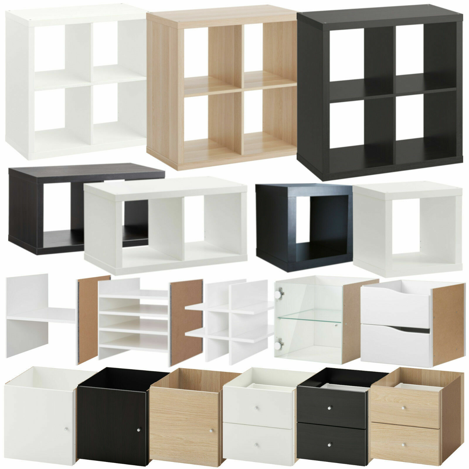 Universell Ikea Regal Mit Turen