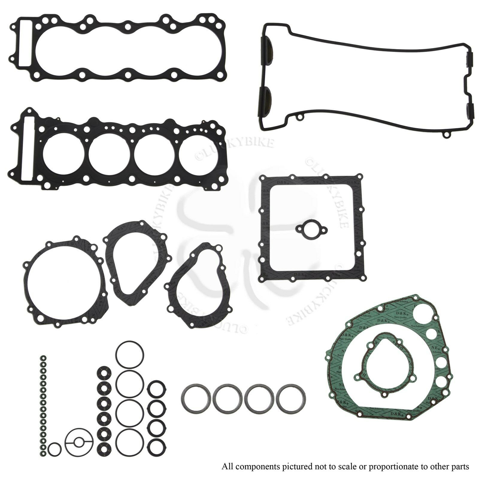 Complete Engine Gasket Kit Suzuki Gsxr