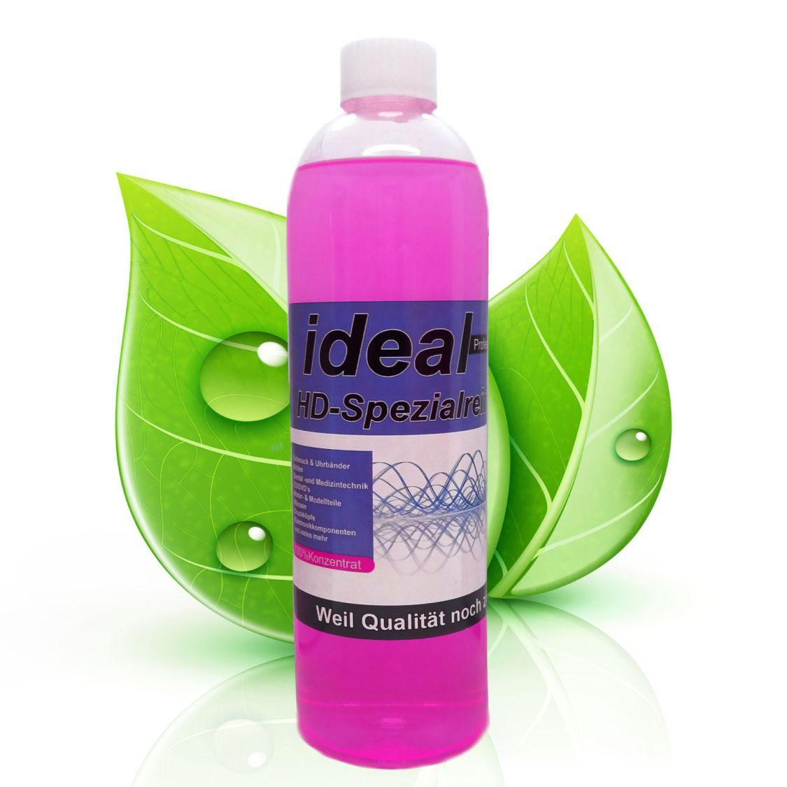 ideal Ultraschallreiniger Konzentrat HD-Spezialreiniger 1 Liter