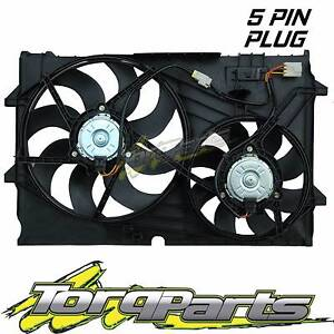 vz thermo fan wiring diagram 2010 ford f150 door vy v8 radiator in victoria gumtree australia free local classifieds