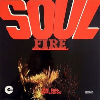 The Soul Explosion SOUL FIRE 1968 original MPS CENTER RECORDS archive copy MINT