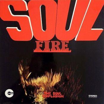 The Soul Explosion SOUL FIRE 1968 original MPS CENTER RECORDS archive copy MINT