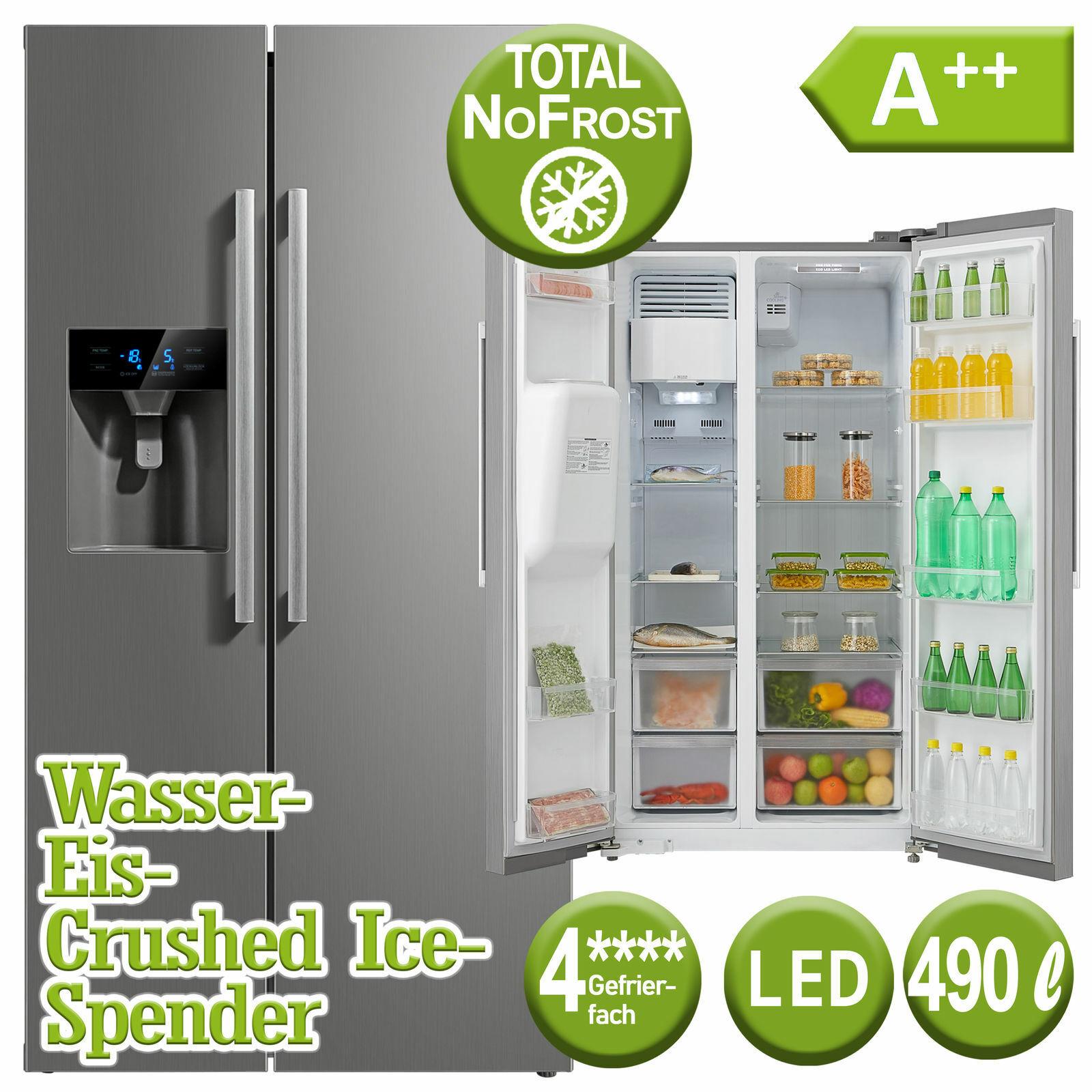 Kühlschrank No Frost Side By Side Kühlschrank Test Vergleich Side