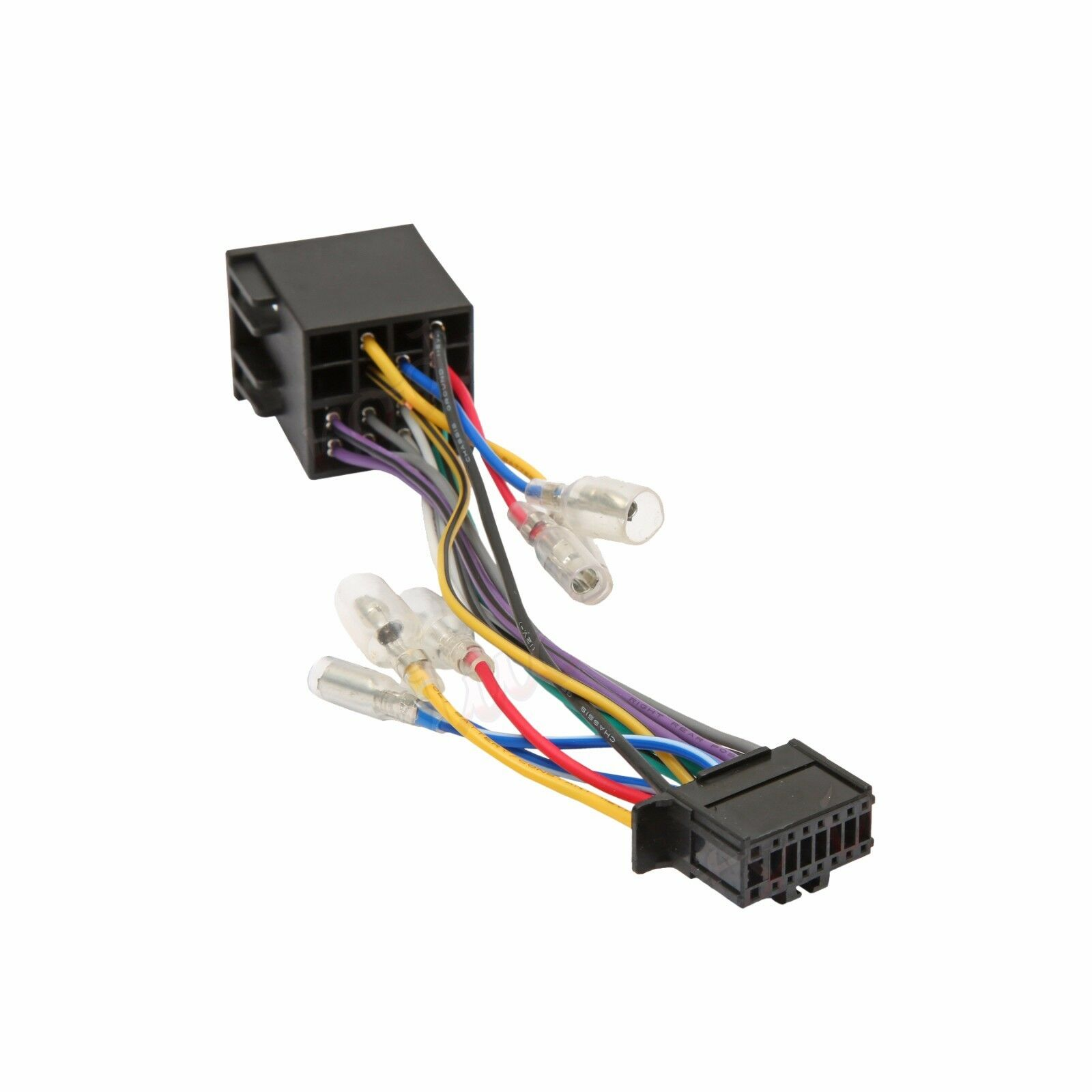 Pioneer Deh 1300mp Wiring Harness