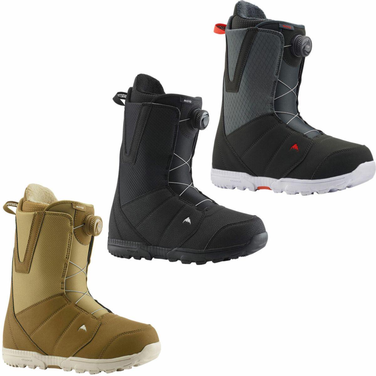 Burton Moto Boa Herren-Snowboardschuhe Snowboardboots Snowboard Boots NEU