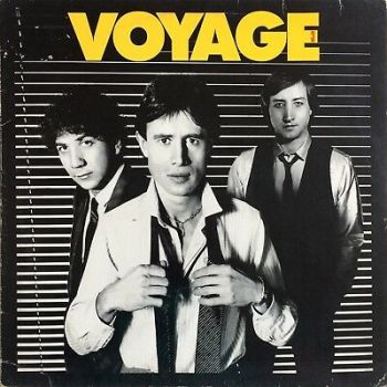 "VOYAGE ‎– Voyage 3  1980 Electronic, Funk & Soul, Discø  ""I LOVE YOU DANCER""  LP"