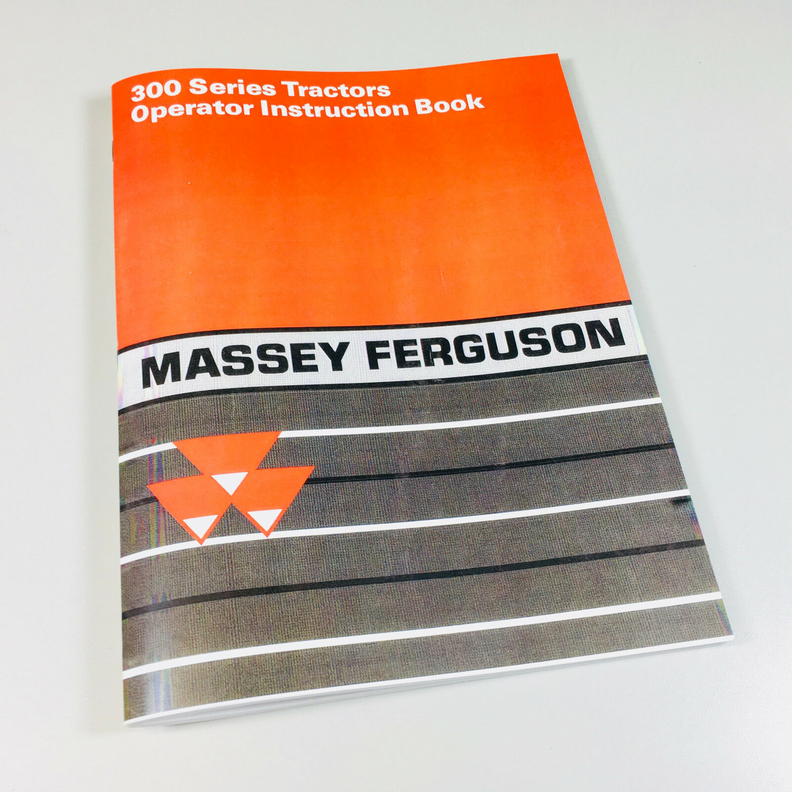 details about massey ferguson 340 350 355 360 362 365 375 383 tractors owners operators manual [ 1600 x 1600 Pixel ]