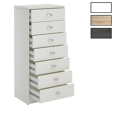 Schubladenkommode Mehrzweckschrank Anrichte Beistellschrank Wohnzimmer Büromöbel