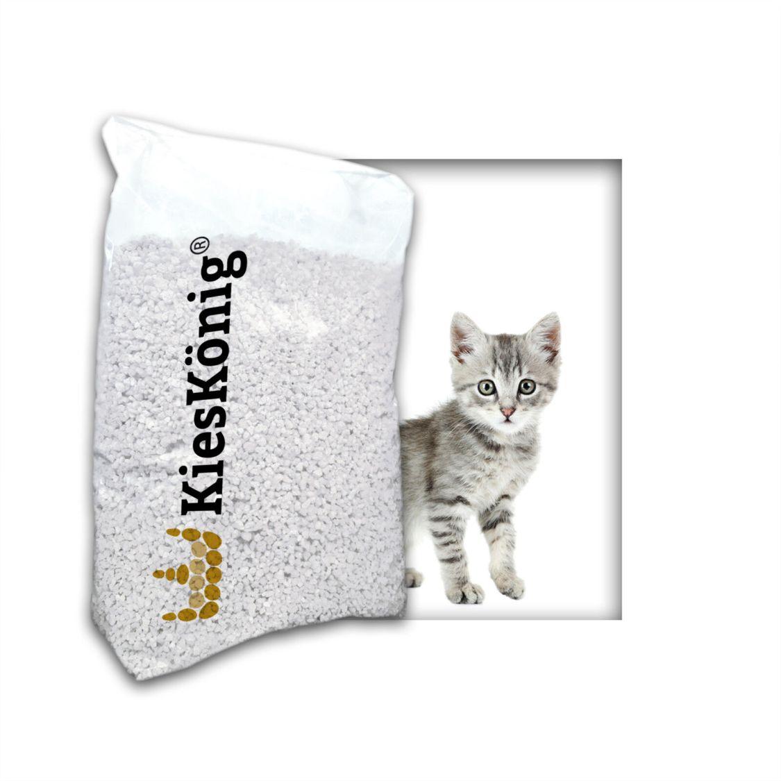 Katzenstreu Premium Hygiene Streu Katzensand Einstreu