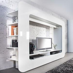 Design Wohnwand jetzt online bei eBay entdecken  eBay