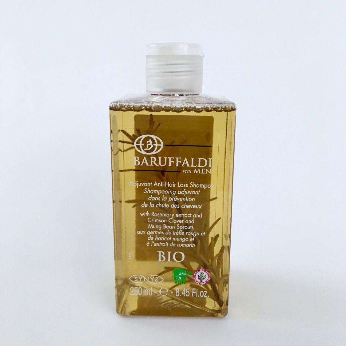 100% Bio Anti Haarausfall Shampoo Haarshampoo Kopfhaut-Pflege VEGAN Rosmarin