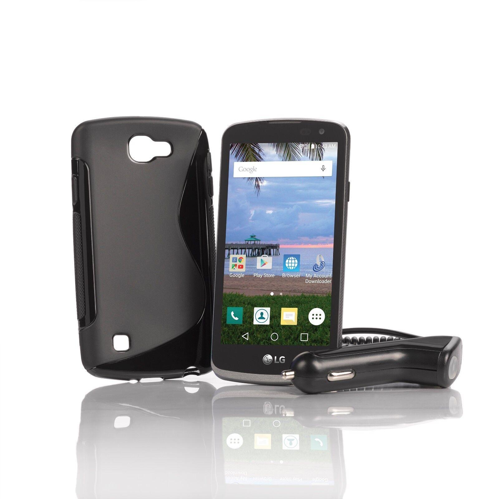 Tracfone LG Phone Cases Rebel