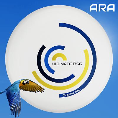 NG Eurodisc 175g Ultimate Frisbee Rotation Ara Bio-Kunststoff Wurfscheibe