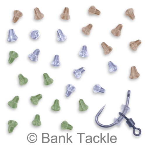 Hook-Stops-Carp-Fishing-Terminal-Tackle-3-Colours-Available-Rubber-Shank-Beads