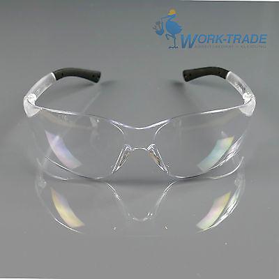 Schutzbrille Sicherheitsbrille Augenschutz Top Qualität BEAR-T EN166 NEU OVP