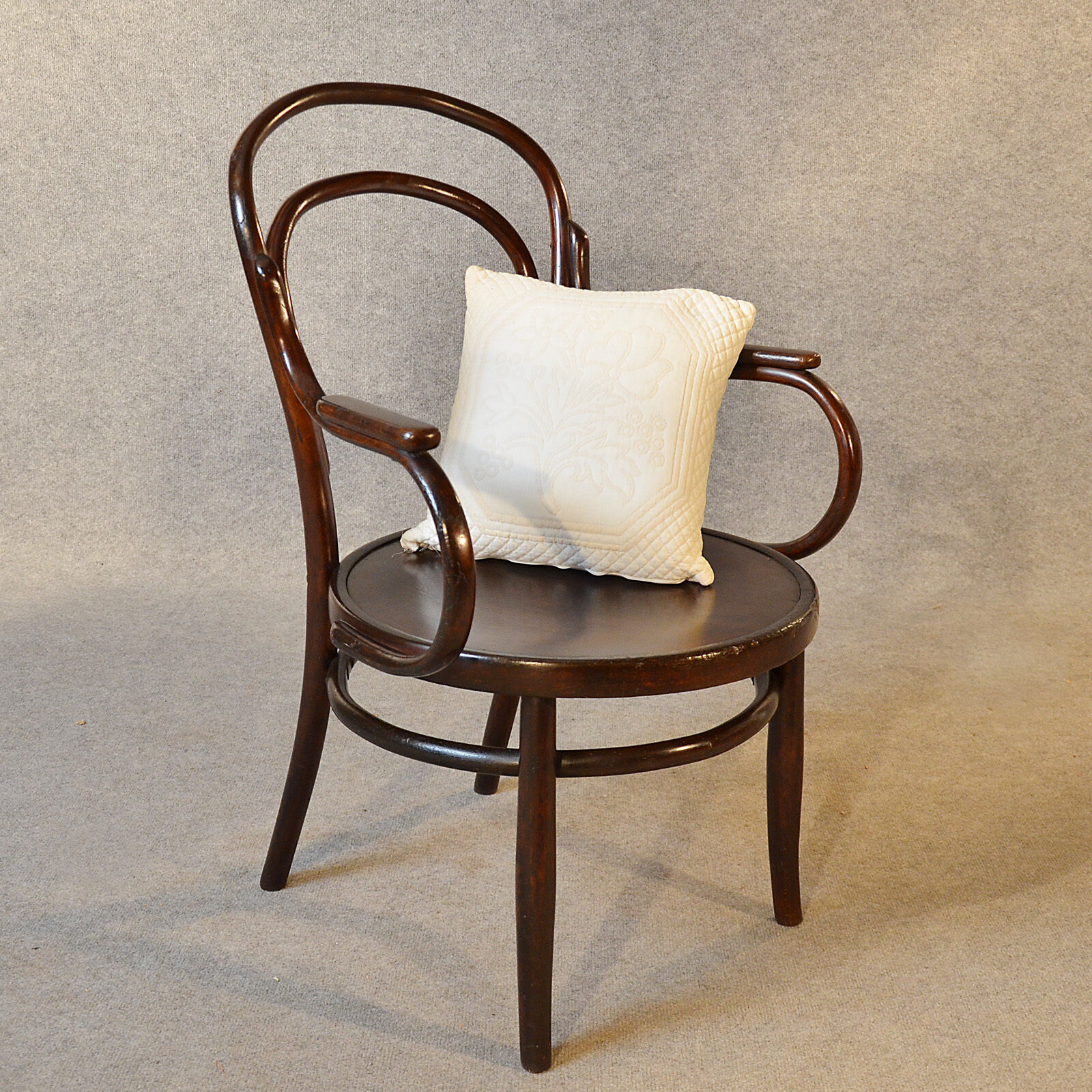 antique chairs ebay bar stool chair uk art deco bentwood armchair elbow vintage