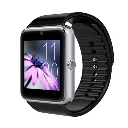 Neu GT08 Bluetooth Smart Watch für Android iOS iPhone Apple GPRS SIM
