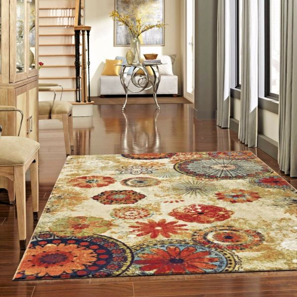 Rugs Area Carpets 8x10 Rug Floor Big Modern Large