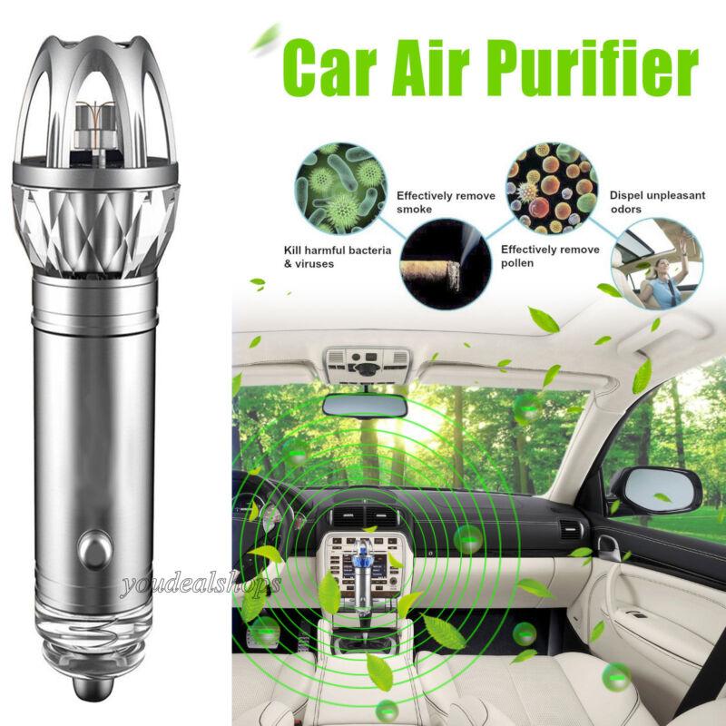 KFZ Ionisator Luftreiniger Auto Luftwäscher Zigarettenrauch Lufterfrischer