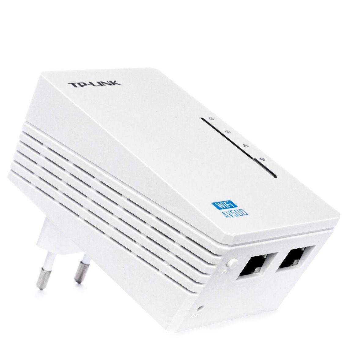 TP-LINK TL-WPA4220 AV500 WIFI WLAN Powerline Adapter Netzwerkadapter