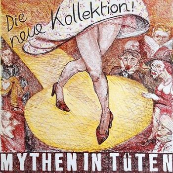 Mythen in Tüten - Die neue Kollektion 1981 No Fun Records ‎NF 014 NEW WAVE NM LP