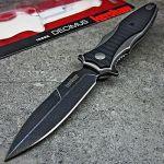 Kershaw Speedsafe Assisted Opening 8Cr13MoV Dagger Blade Folding Pocket Knife