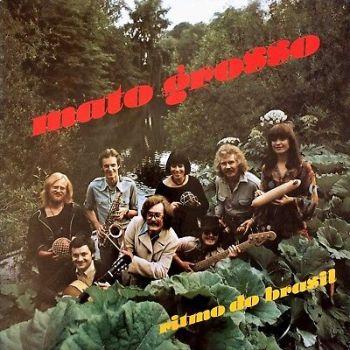 MATO GROSSO Ritmo Do Brasil HAPPY BIRD B 90030 Bossa Nova Samba MPB Germany LP