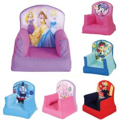 Bedroom Chairs Ebay Stretch Chair Covers For Folding Official Disney And Character Childrens Cosy