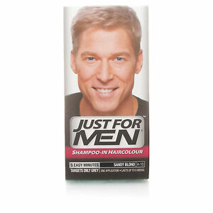 men sandy blond