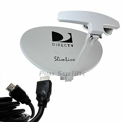 directv without swm 1950 ford dash wiring diagram swm5 satellite dish antenna kit + power supply splitter switch | ebay