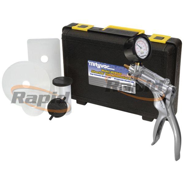 Silverline Elite Hand Pump Kit - Mityvac 12-mv8500